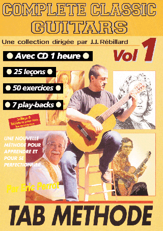 COMPLETE CLASSIC GUITARS VOL1