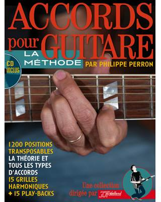 1200 ACCORDS POUR GUITARE