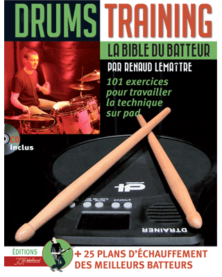 METHODE BATTERIE DRUMS TRAINING