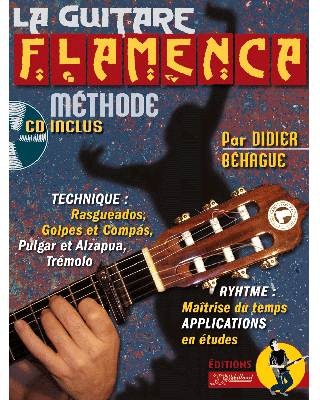 METHODE GUITARE FLAMENCA